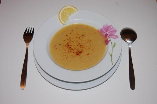 Meyaneli Kırmızı Mercimek Çorbası